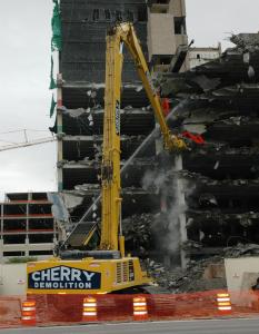 Houston Demolition