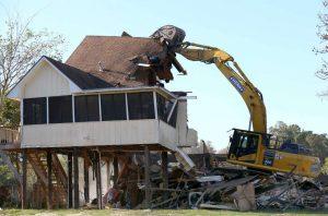 Houston Residential Demolition