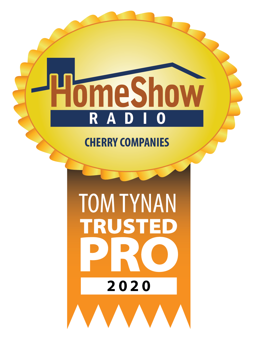 HomeShow Radio Badge